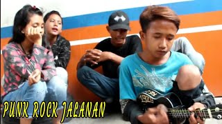 Punk Rock Jalanan - Pengamen Anak Jalanan