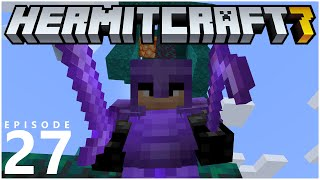 HermitCraft 7 E27 - SERIOUS DEDICATION