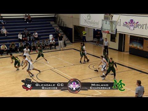 NAC 2016 - Day 1 Highlights - Men's - Glendale CC vs Midland College