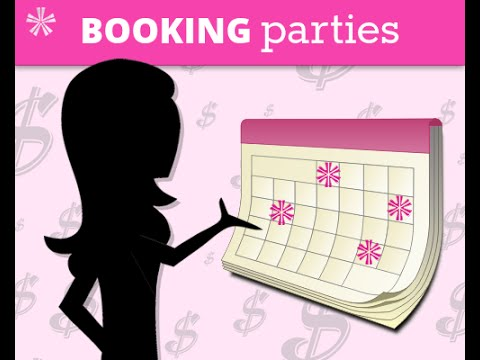 How To Book January Parties for Your Direct Sales Business