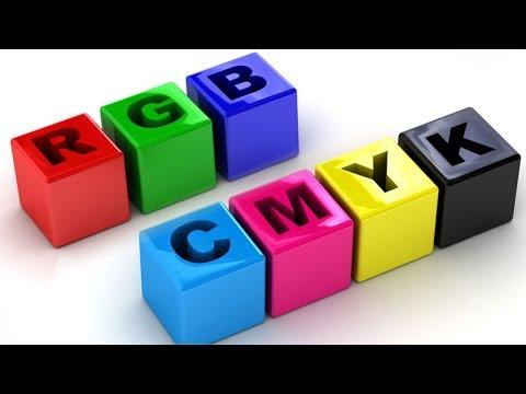 Цветовые модели RGB и CMYK. Способы образования, область применения. Самый интересный урок.