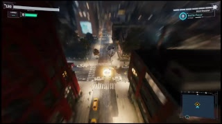 Replaying spiderman ps4 Part 2