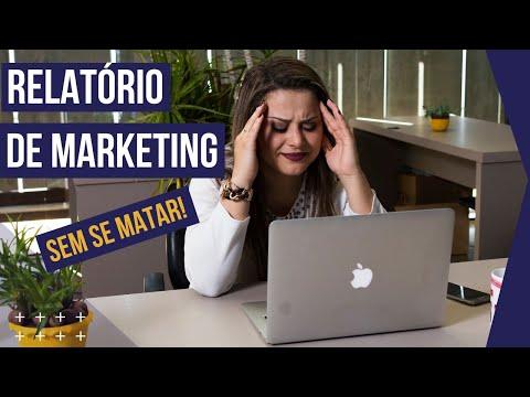 Como fazer relatório de marketing digital sem se matar