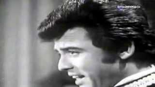 Little Tony Un uomo piange solo per amore - Sanremo 1968 (restaurato)