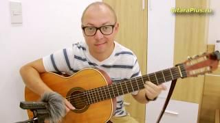 Изгиб гитары жёлтой (6/8) | Александр Фефелов