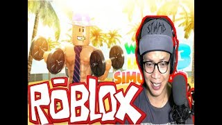 so #ROBLOX INDONESIA in Bodybuilding