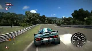 Project Gotham Racing 4 (PGR4): McLaren F1 LM car (Gameplay)