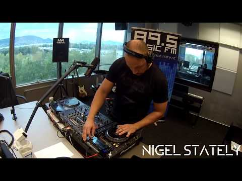 Nigel Stately - 89.5 Music Fm @ Music Party (2017.09.19)
