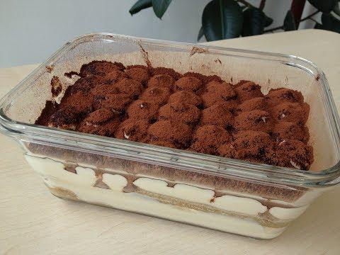 Торт бисквитный с маскарпоне: рецепты приготовления