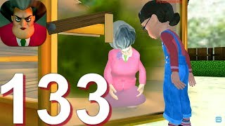 Scary Teacher 3D - Gameplay Walkthrough Part 133 Chapter 1 All New Levels (Android,iOS)