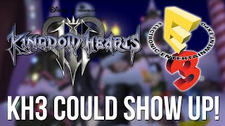 Kingdom Hearts 3 Could Appear at E3! - Square Enix Hosting Conference!