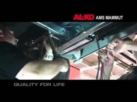 größter Rabatt beispiellos neue Liste AL-KO AMS Mammut Rangiersystem