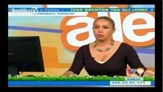 Earthquake in Italy Live // Terremoto, la scossa in diretta nello studio tv a Padova