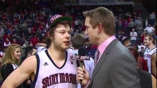 College Basketball: Dellavedova leads St. Mary's to the Big Dance