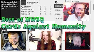 Best of HWSQ-Cards Against Humanity (Folge: 155+157) [Gronkh`s Perspektive]
