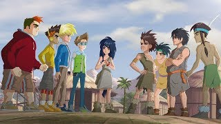 Le Retour des Dinofroz épisode 5 / Dinofroz Dragons' Revenge ep. 5 FR