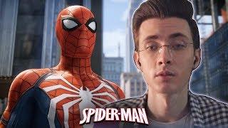ХЕСУС - СМЕШНЫЕ МОМЕНТЫ в Spider-Man | JesusAVGN