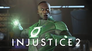 INJUSTICE 2 : John Stewart [Dialogues VF] - Gameplay PS4