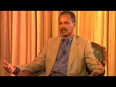 Eritrea supports terrorism? A Word from the President Afeworki * Interview with Paronama