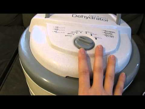 The BEST Dehydrator! Nesco Professional Food and Jerky Dehydrator