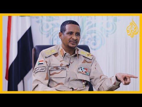 ????حميدتي: طرحت مبادرة للمصالحة في ليبيا، ولم نتلق حتى الآن ملياري دولار وعدت بهما السعودية والإمارات  - نشر قبل 2 ساعة