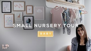 SMALL NURSERY TOUR | Lily Pebbles