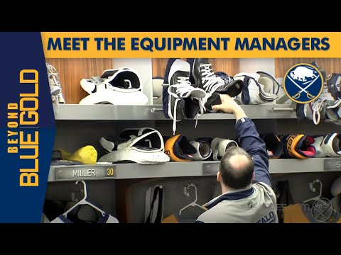 Ice Time Online - Locker Room Tour and Equipment Manager
