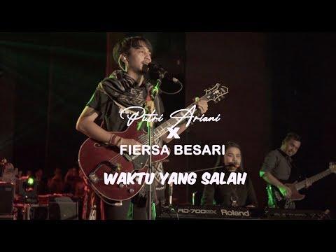 Fiersa Besari Feat Putri Ariani – Waktu Yang Salah Live Konser