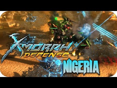 X Morph Defense - Nigeria