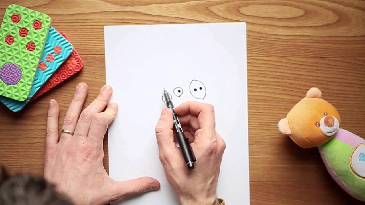 Disegno Bagno Per Bambini : Come disegnare peppa pig video tutorial youtube