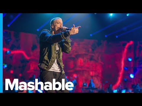 Eminem and Kanye West Top Spotify's All Time Workout Songs List Mp3