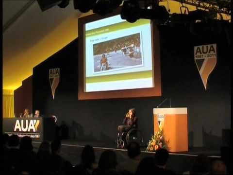 Baroness Tanni Grey-Thompson - AUA Conference 2011