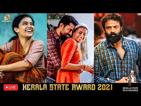 🔴 LIVE: Kerala State Film Awards 2021 Winners List | Jayasurya, Anna Ben, The Great Indian Kitchen
