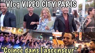 Vlog VIDEO CITY PARIS challenge muscu & RENCONTRE FANS !(C'était de la bombe! On a kiffé à mort! Merci vous êtes au top, merci de nous donner l'opportunité de faire ce qu'on fait dans la vie. Abonne toi▻ ..., 2015-11-10T19:58:19.000Z)