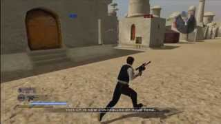 Star wars Battlefront 2 | Han Solo gameplay