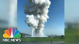 Firework Explosion In Mexico Kills 17 | NBC News