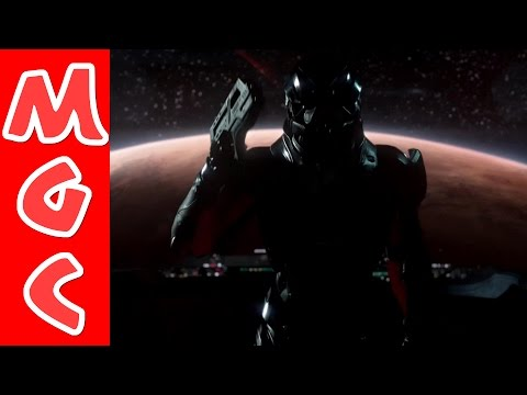 Extra Special Mass Effect: Andromeda Trailer