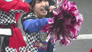 OYOTA GAZOO Racing FESTIVAL 2016 ◯ステージ参加メンバー 横道侑里(静...