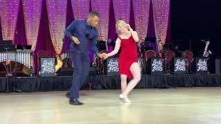 Lindy Focus 2019: Blues Dance Competition