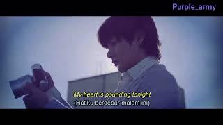 Download lagu V BTS -  Sweet Night MV [INDO SUB] Lirik Terjemahan