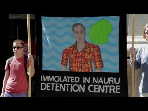 #NauruFilesReading Australia House London