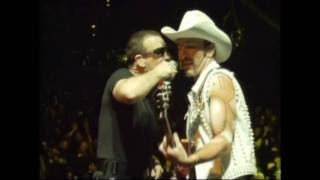 U2 Popmart Hold Me, Thrill Me, Kiss Me, Kill Me & Mysterious Ways Live in Edmonton (Part 1 of 2)