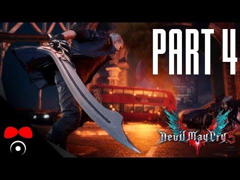 JEZDÍCÍ DIVADLO!   Devil May Cry 5 #4 thumbnail
