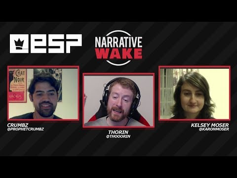 Narrative Wake Episode 14: Triumph of Samsung (feat. Crumbz)