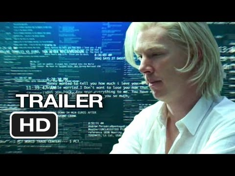 The Fifth Estate Official Trailer 1 2013 Benedict Cumberbatch Movie HD