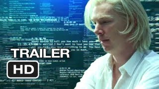 The Fifth Estate Official Trailer #1 (2013) - Benedict Cumberbatch Movie HD