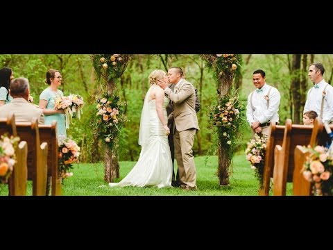 Haley and Mario - A Knoxville, TN Wedding Video