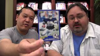 Ripping Retail Retro 1989 Score football cards