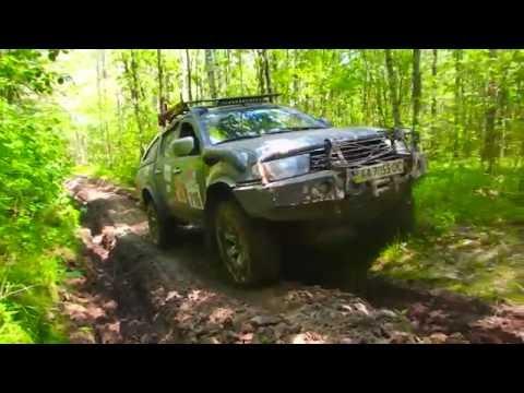 4x4 expedition: Украинское Полесье - Озера