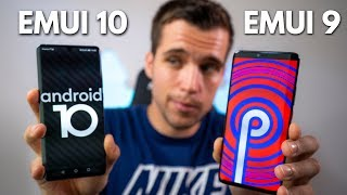 Huawei EMUI 10 vs EMUI 9 Comparison - ALL NEW FEATURES on P30 Pro with Android 10!